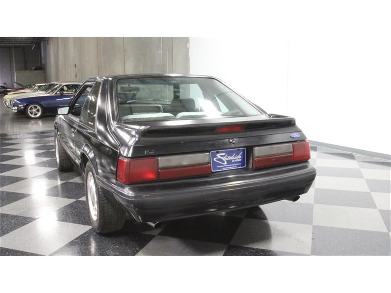 Large Picture of '88 Mustang - P0I3