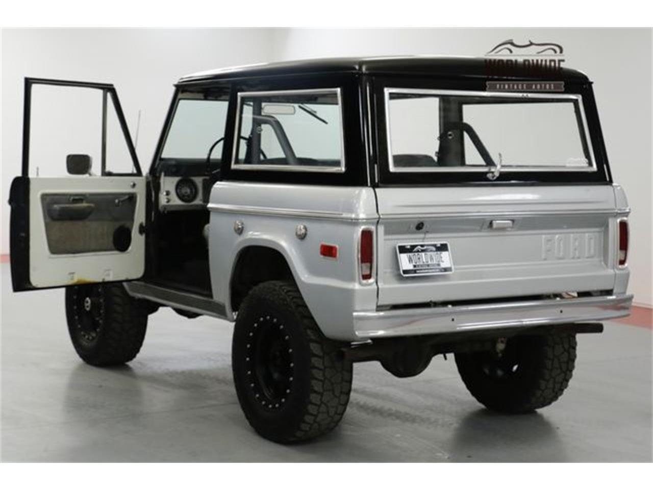 Large Picture of '75 Bronco - P0IQ