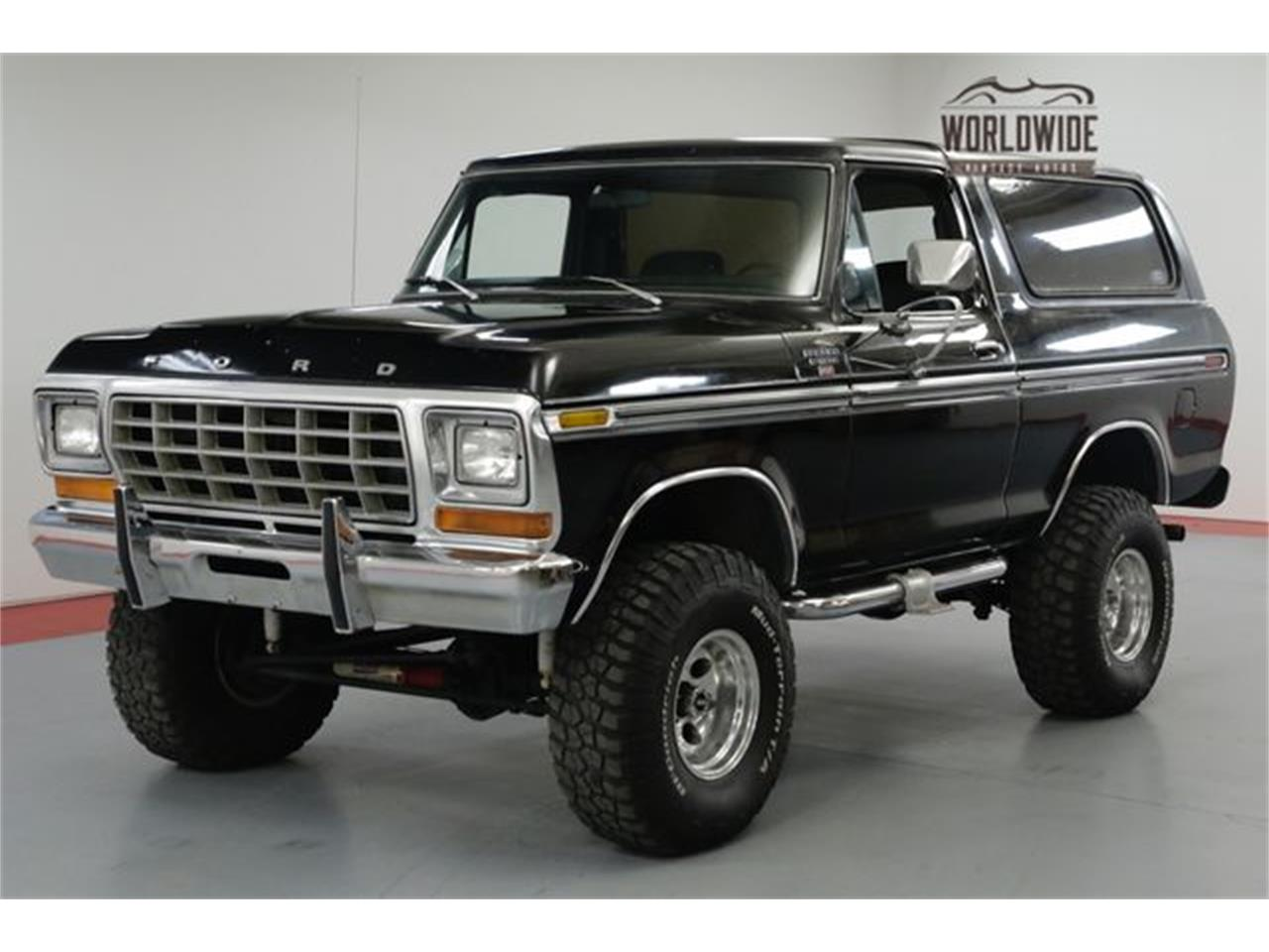2617292a554 Large Picture of '78 Bronco - P0IV