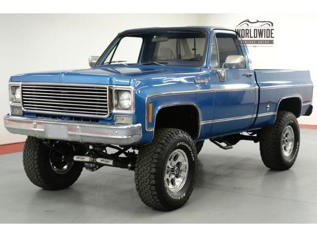 Picture of '77 Pickup - P0IY