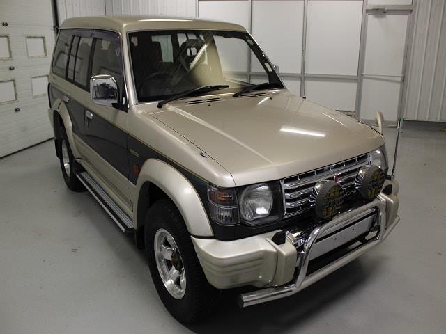 Picture of 1993 Mitsubishi Pajero - P0J0