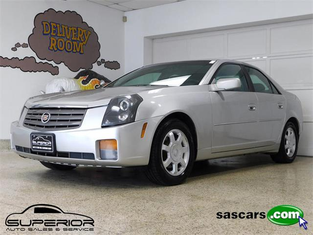 Picture of '04 CTS - P0J6