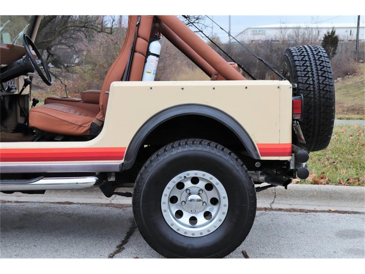 Large Picture of '82 CJ - P0J8