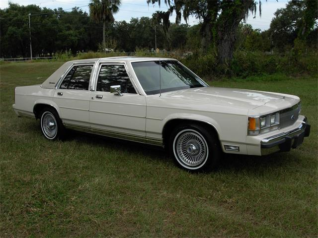 Picture of '91 Crown Victoria - OVLY