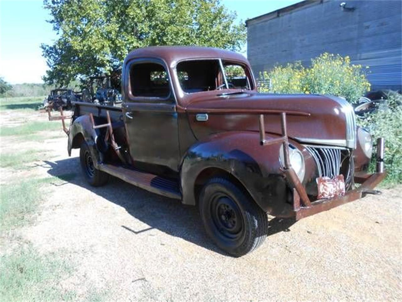 For Sale: 1941 Ford Pickup in Cadillac, Michigan