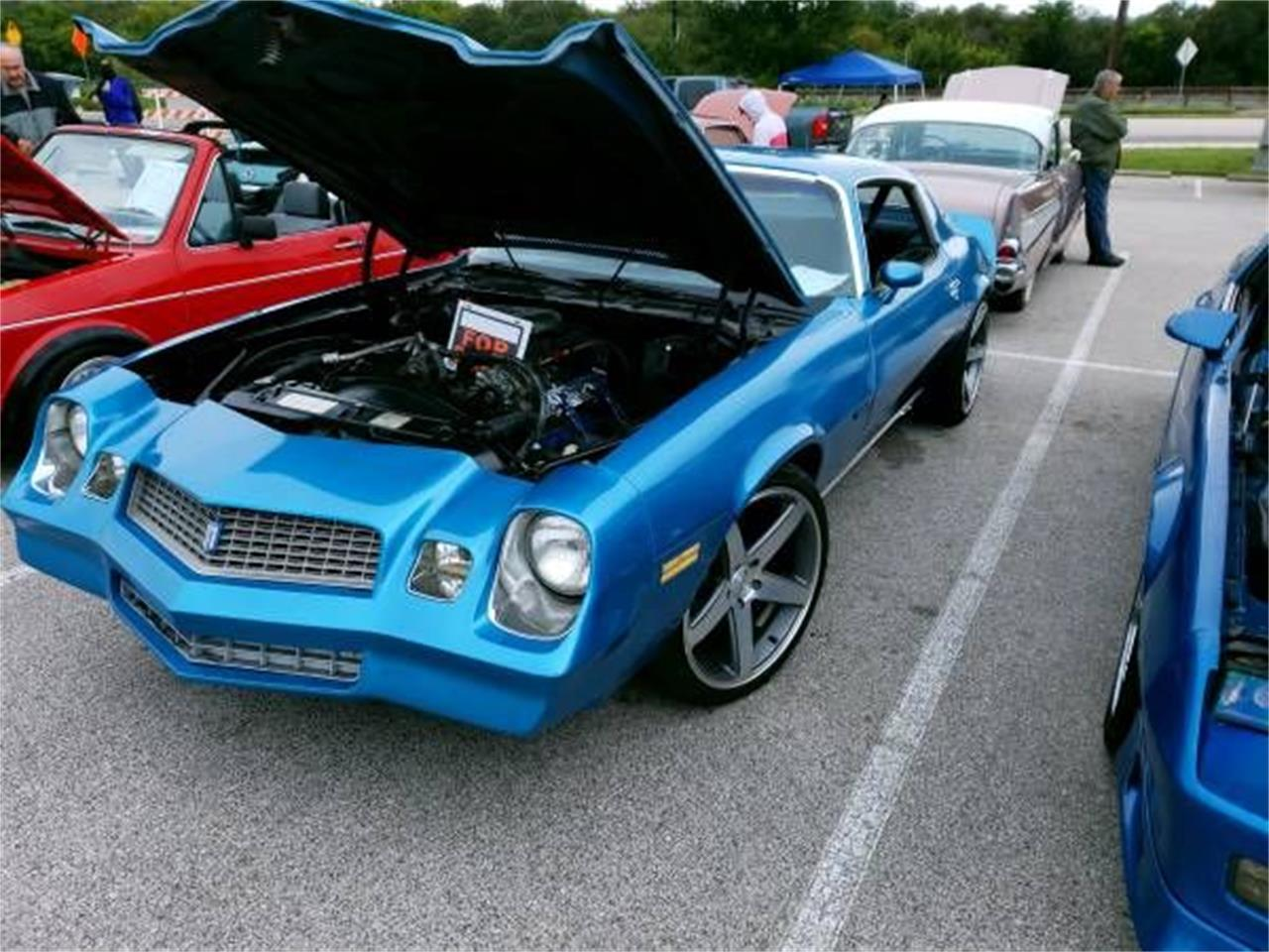 Large Picture of '80 Camaro - P0JV