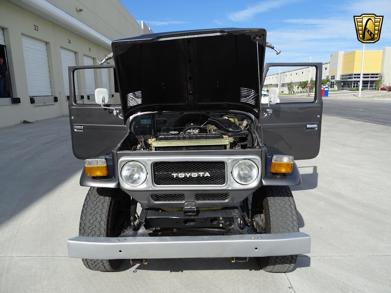 1977 Toyota Land Cruiser Fj40 For Sale Cc 1167202 1960 77 Large Picture Of P0ma