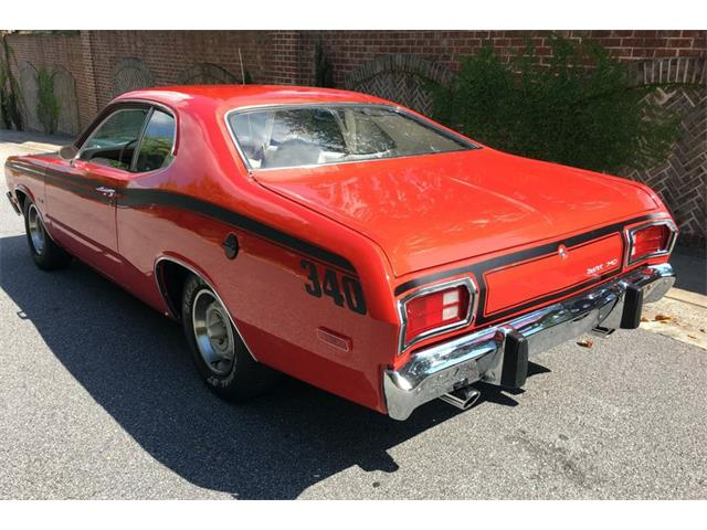 Picture of '73 Duster - P0MG
