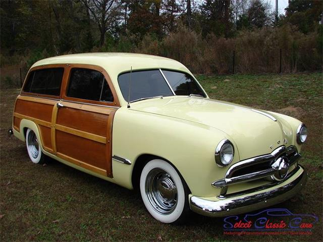 Picture of '49 Woody Wagon - P0NH