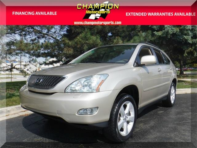 Picture of '05 RX330 - P0NP