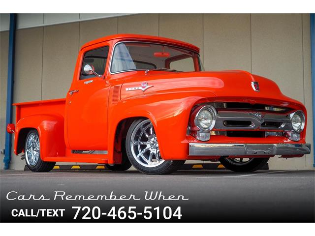 Picture of '56 F100 - P0NQ