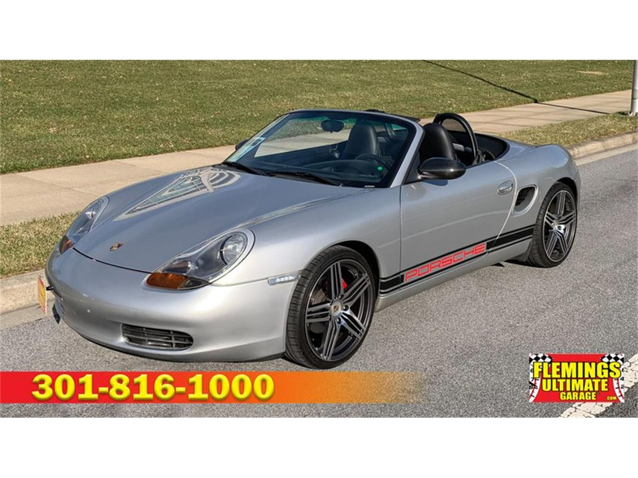Large Picture Of 1999 Porsche Boxster Located In Maryland