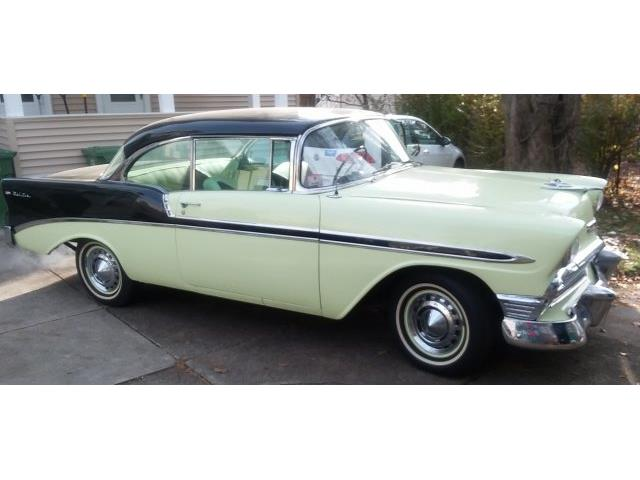 Picture of Classic 1956 Bel Air located in Hanover Massachusetts - P0NV