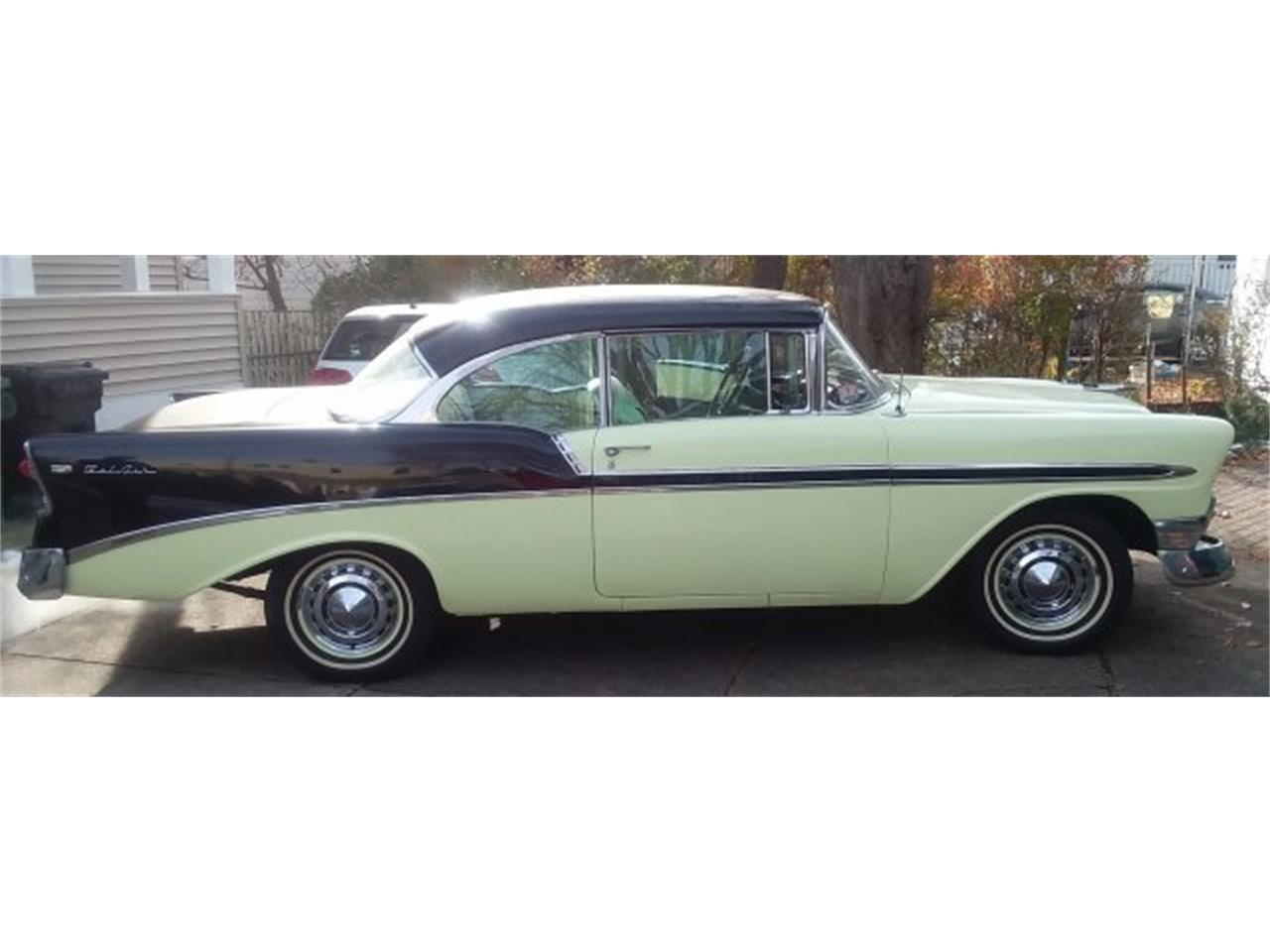 Large Picture of '56 Bel Air - P0NV