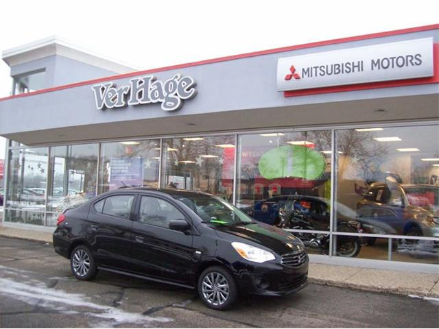 Picture of 2019 Mitsubishi Mirage located in Holland Michigan - $14,889.00 Offered by  - P0O7