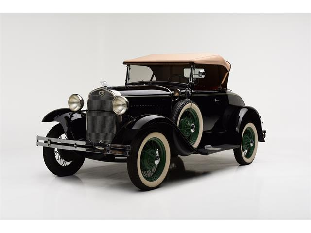 Picture of '31 Model A - OVMI