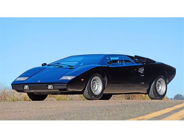 Picture of '76 Lamborghini Countach located in California Auction Vehicle Offered by  - P0P3