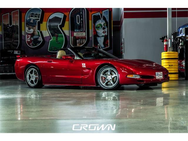Picture of '01 Corvette - P0PH