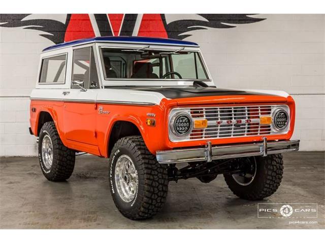 Picture of 1972 Ford Bronco - $51,900.00 - P0PO