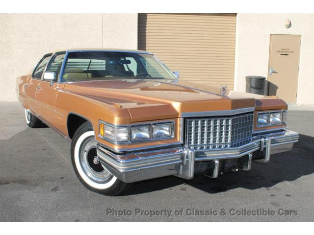 Picture of '76 Fleetwood located in Nevada Offered by  - P0PP