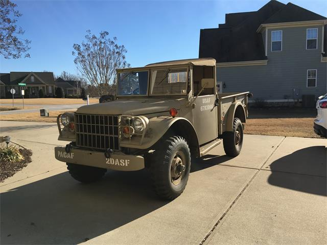 Picture of Classic 1952 Dodge M37 - $14,500.00 Offered by a Private Seller - P0Q2