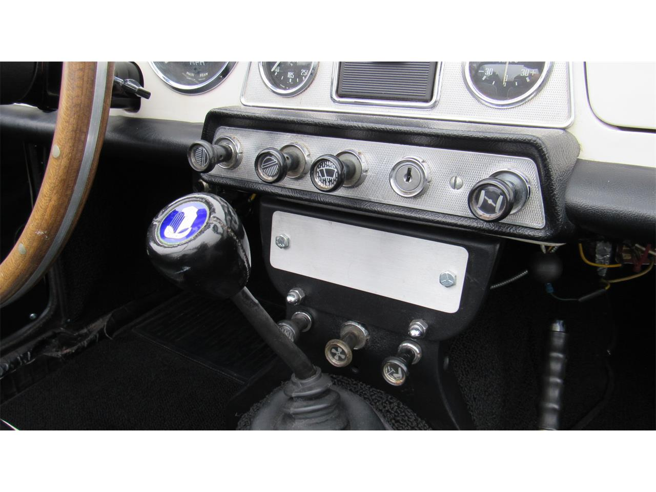 Large Picture of '62 TR4 - P0QF
