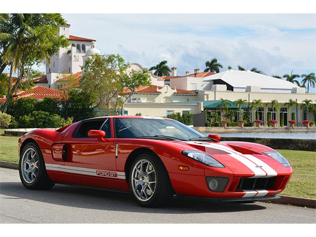 Picture of '06 Ford GT40 located in Boca Raton Florida - $299,995.00 Offered by a Private Seller - P0QY