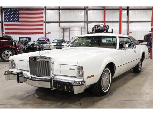 1976 Lincoln Continental For Sale On Classiccars Com