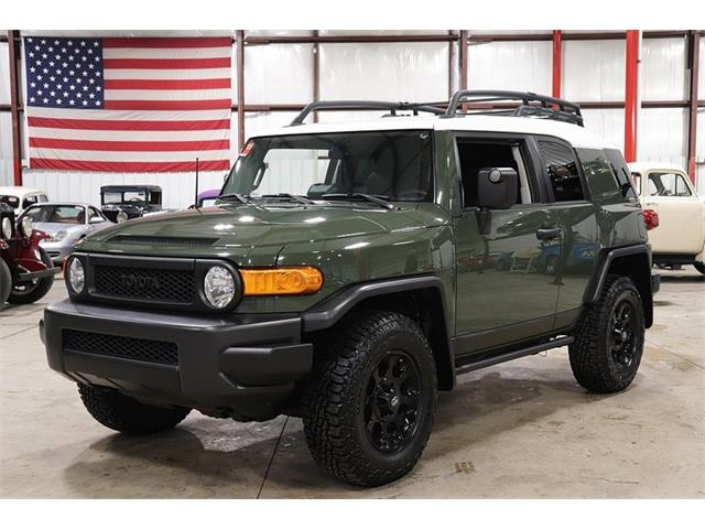 Picture of 2012 Toyota FJ Cruiser Offered by  - P0RE