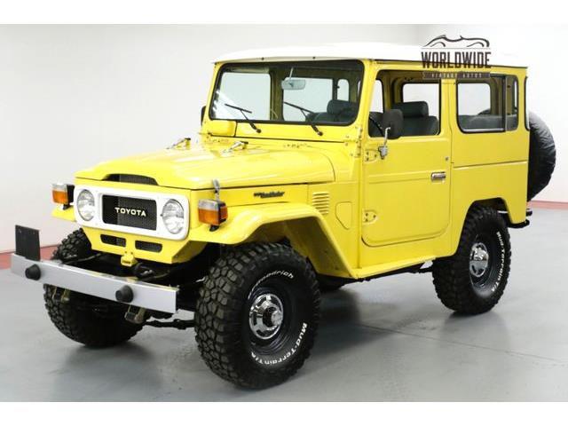 Picture of '80 Land Cruiser FJ - P0RJ