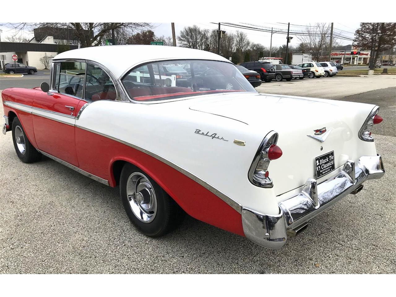 Large Picture of '56 Bel Air - P0RO