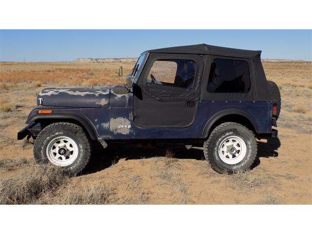 Picture of '83 CJ7 - OVMS