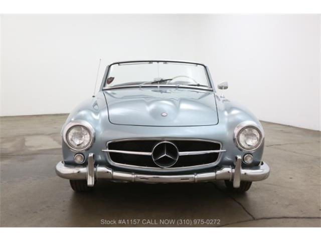 Picture of '57 190SL - P0S7