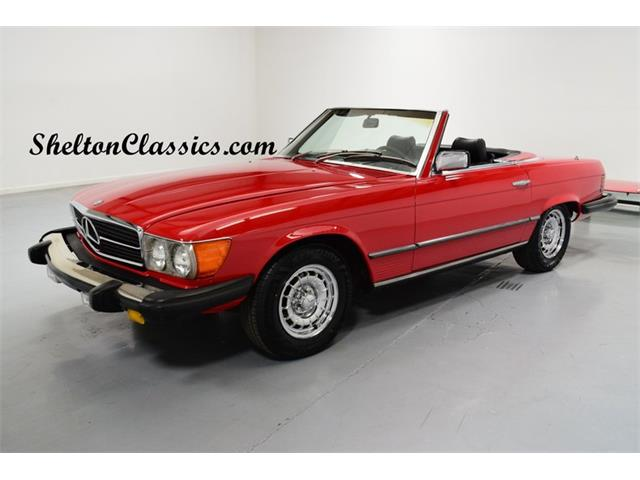 Picture of 1977 Mercedes-Benz 450 located in Mooresville North Carolina - $18,995.00 Offered by  - P0SL