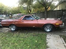 Picture of 1973 Ford Ranchero located in Cadillac Michigan - P0SV