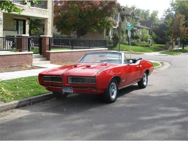 Picture of '68 GTO - P0T8
