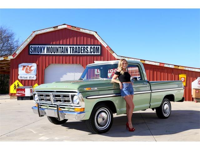 Picture of Classic 1972 Ford F100 located in Lenoir City Tennessee - $37,995.00 Offered by  - P0U6