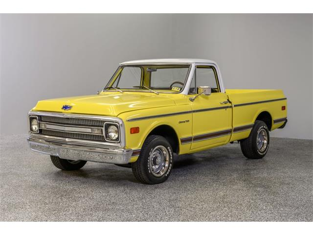 Picture of '69 C10 - P0VJ