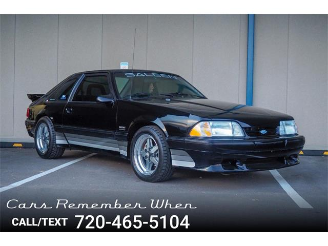 Picture of '87 Mustang - P0VL