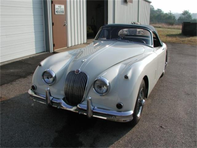 Picture of Classic '59 XK150 located in New York - P0W2