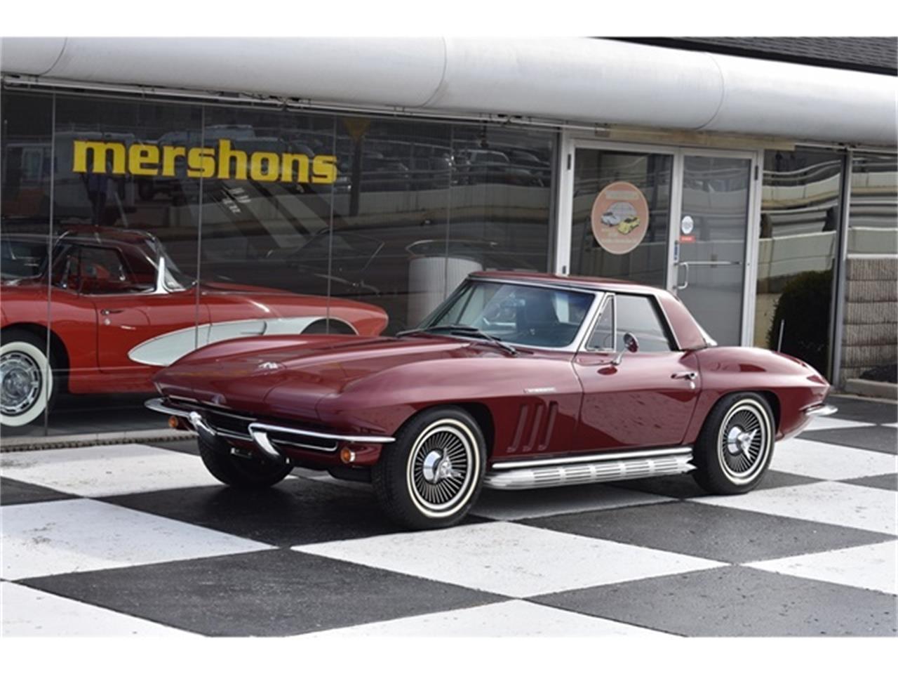 Large Picture of '65 Corvette - P0WC