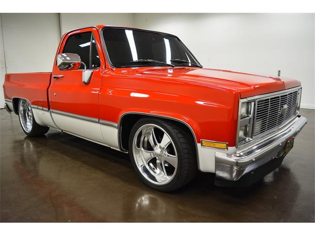 Picture of '86 C/K 10 - P0WE