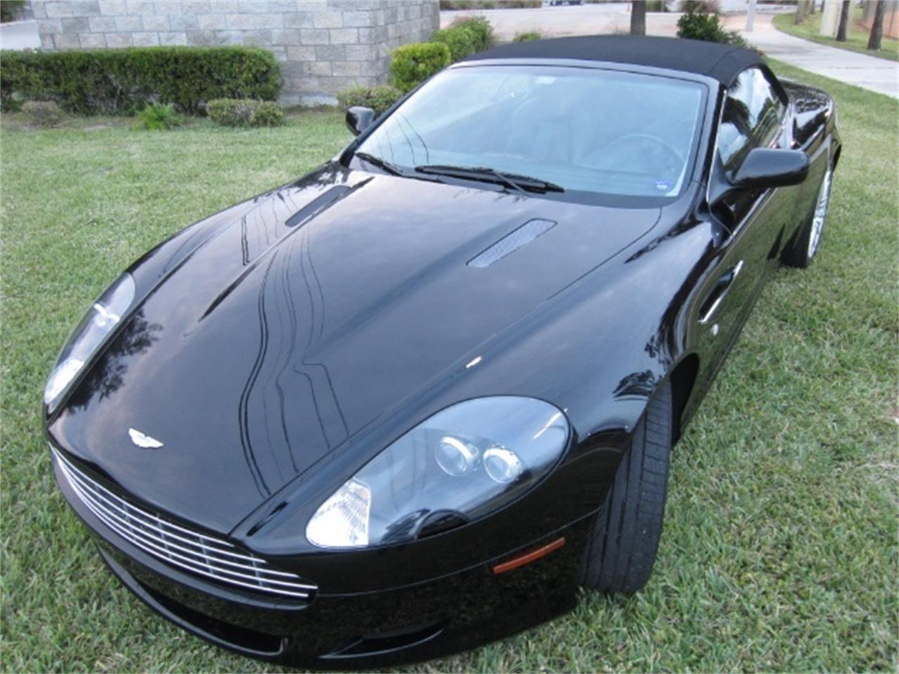 Large Picture of '07 DB9 - P0WV