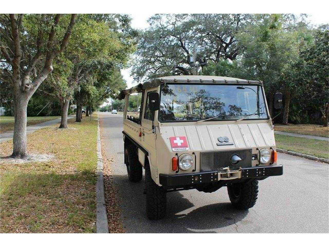 For Sale: 1973 Steyr Pinzgauer in Clearwater, Florida