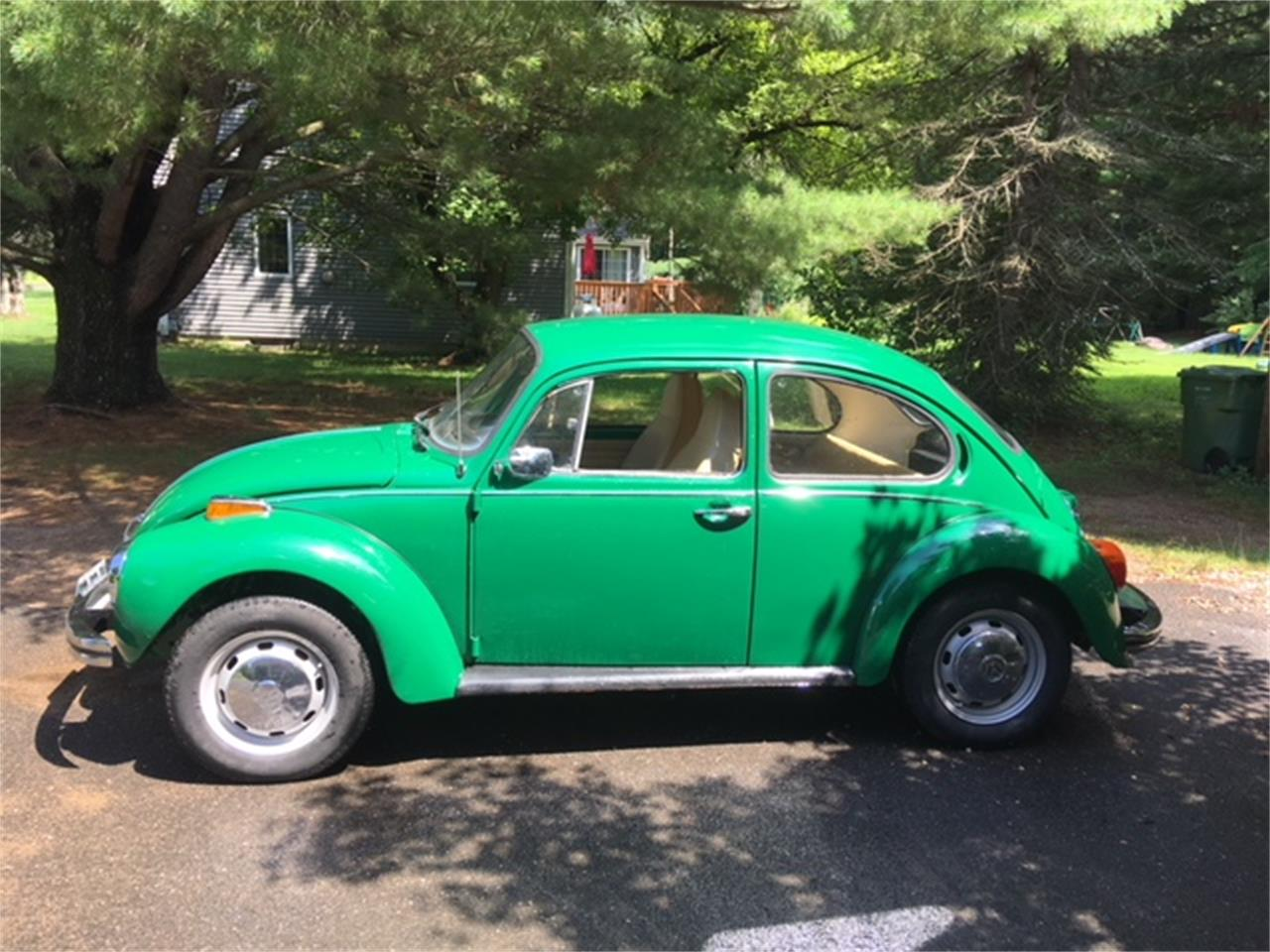 Large Picture of 1973 Volkswagen Super Beetle Offered by a Private Seller - P0X2