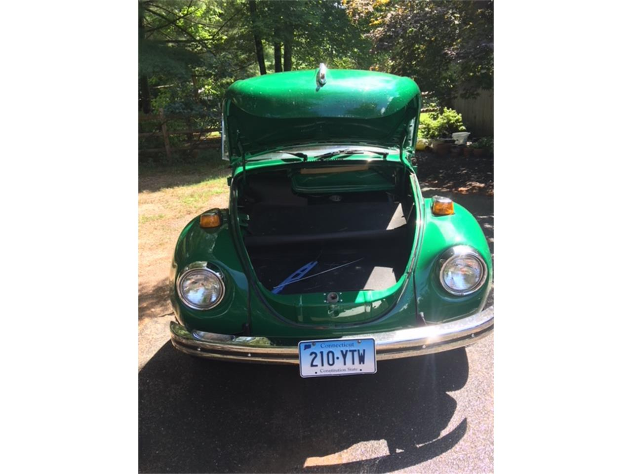 Large Picture of '73 Volkswagen Super Beetle located in Avon Connecticut Offered by a Private Seller - P0X2
