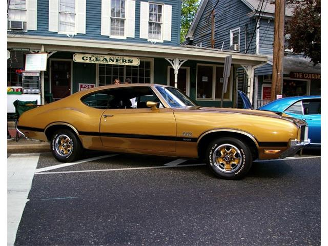 Picture of '72 Oldsmobile 442 W-30 located in New Jersey - $45,000.00 - P0X7
