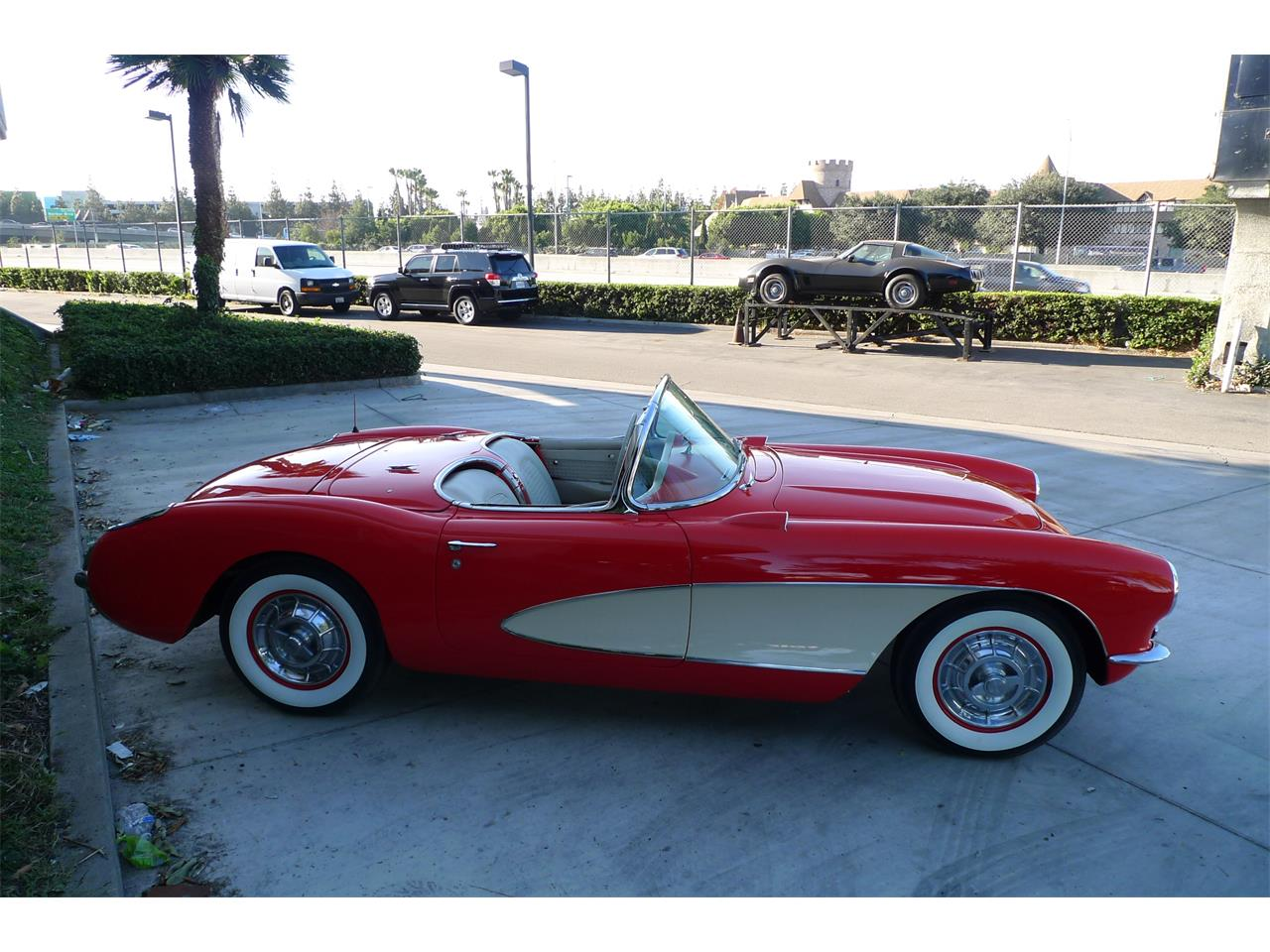 Large Picture of '57 Corvette - P0XE