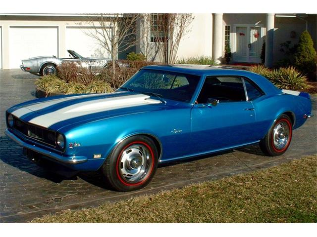 Picture of '68 Camaro Z28 - $55,000.00 - P0XH