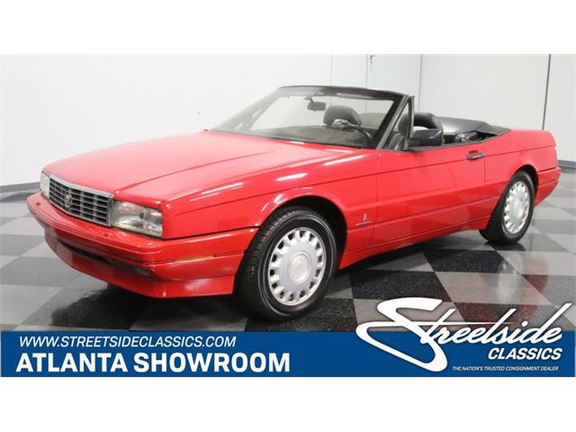 Picture of '92 Cadillac Allante Offered by  - P0XR